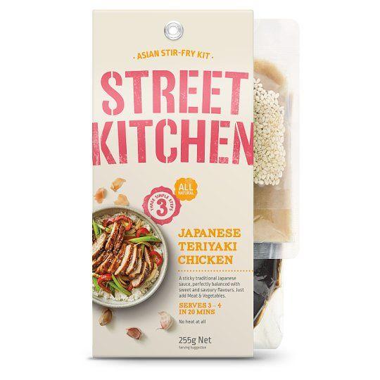 Street Kitchen Japan Teriyaki Meal Kit 255g