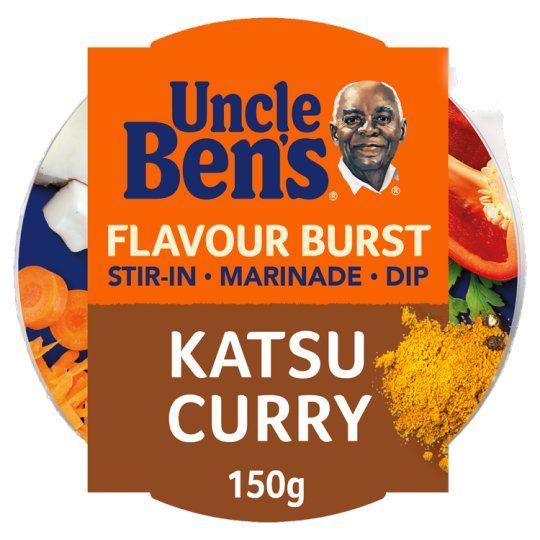 Uncle Bens Flavour Burst Katsu Curry 150g