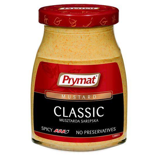 Prymat Sarepska Mustard 180g