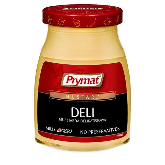 Prymat Mild Mustard 185g