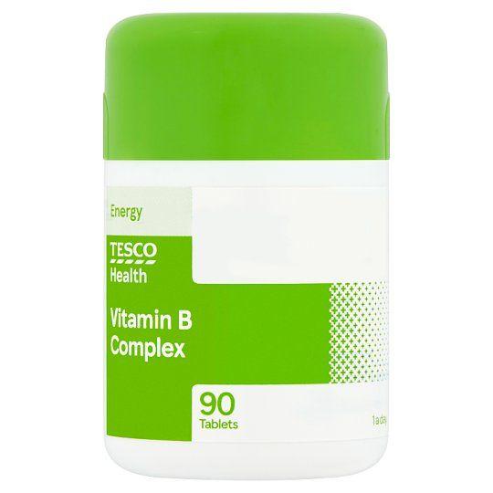 Tesco Vitamin B Complex X 90