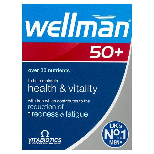 Wellman 50+ 30S