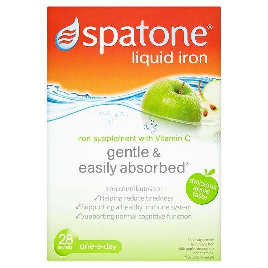 Spatone Apple With Vitamin C 28