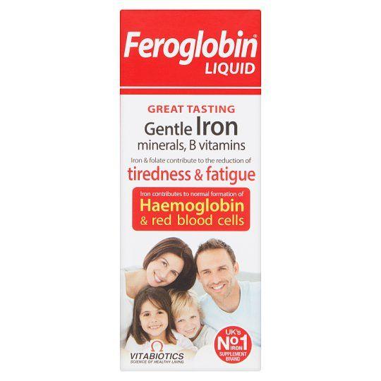 Feroglobin B12 200ml