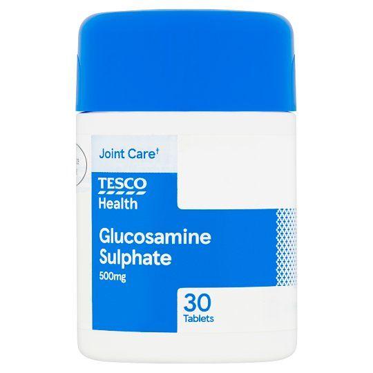 Tesco Glucosamine Sulphate 500Mg X 30