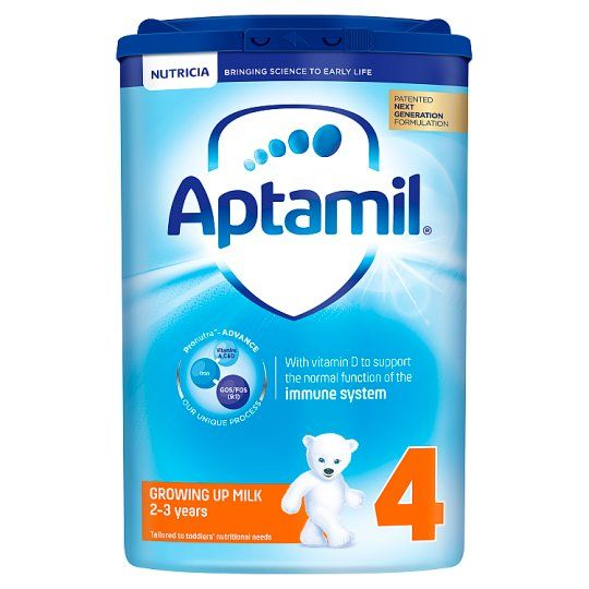 6 x Aptamil Growing Up Milk 2+ Years 800g - Including Delivery to China