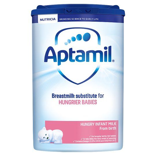 6 x Aptamil Hungry Milk Powder 800g - Including Delivery to China