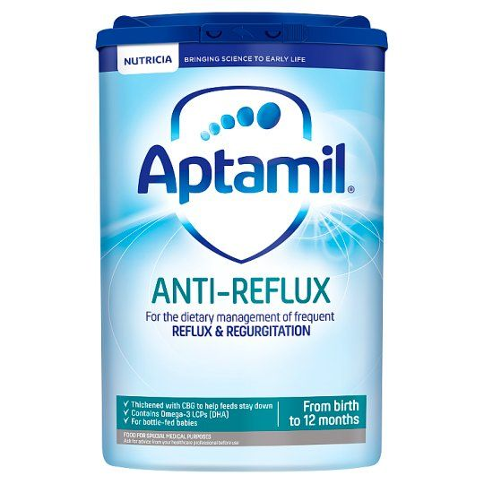 6 x Aptamil Anti Reflux Milk Powder 800g  - Including Delivery to China