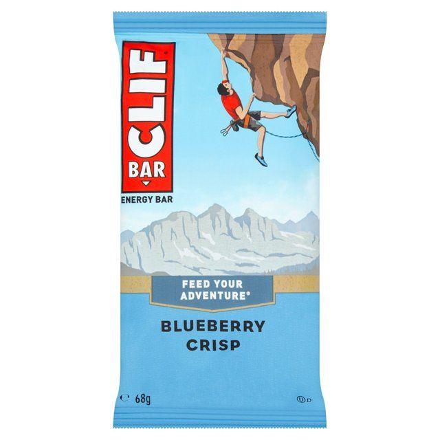 Clif Blueberry Crisp Energy Bar 68g