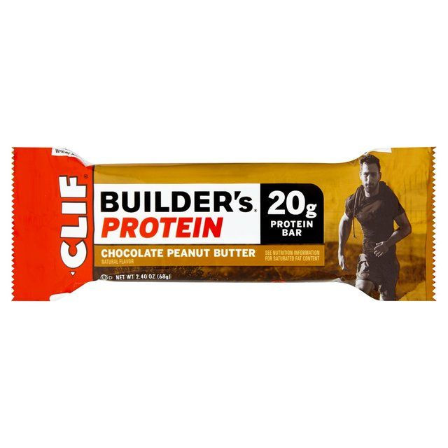 Clif Builders Chocolate Peanut Butter Protein Bar 68g