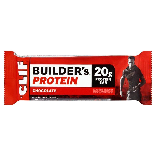 Clif Builders Chocolate Protein Bar 68g