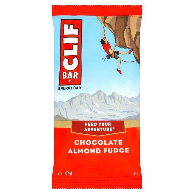 Clif Chocolate Almond Fudge Energy Bar 68g