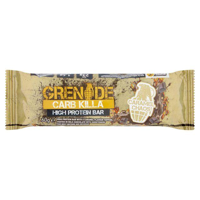 Grenade Carb Killa Caramel Protein Bar 60g