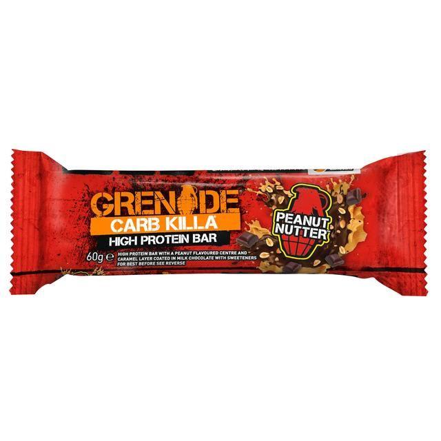 Grenade Carb Killa Peanut Nutter Protein Bar 60g