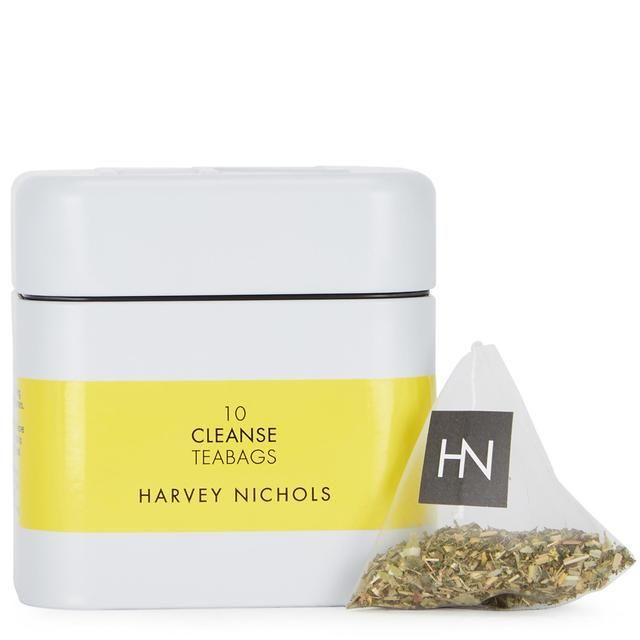 Harvey Nichols Cleanse Teabags 10 per pack
