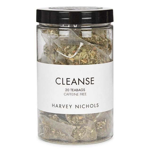 Harvey Nichols Cleanse Teabags 20 per pack