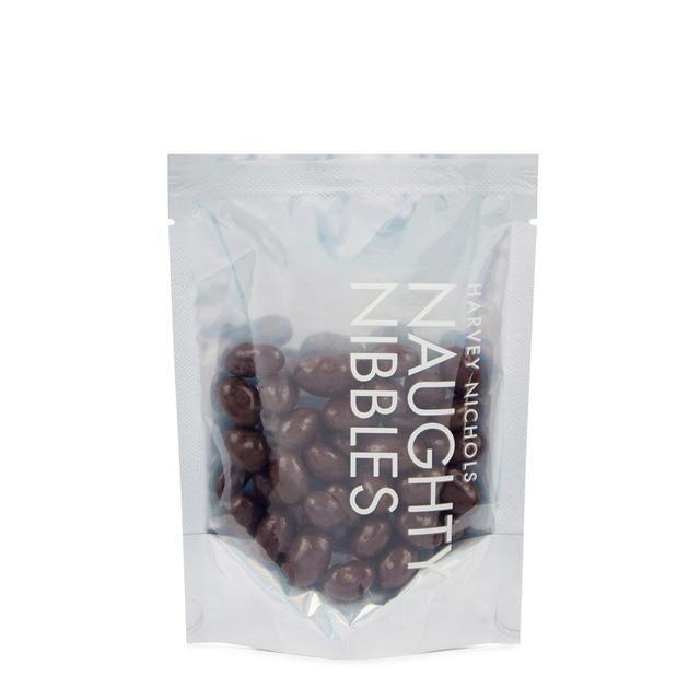 Harvey Nichols Dark Chocolate Edamame Beans 40g