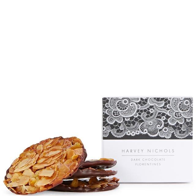 Harvey Nichols Dark Chocolate Florentines 195g