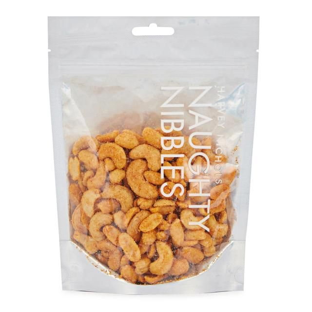 Harvey Nichols Fiery Chilli & Lime Peanuts & Cashews 200g