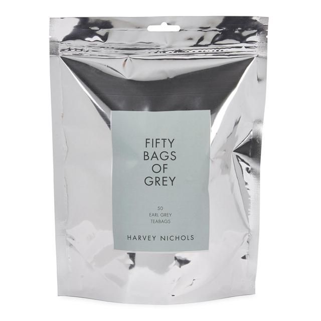 Harvey Nichols Fifty Bags of Grey Earl Grey Teabags 50 per pack