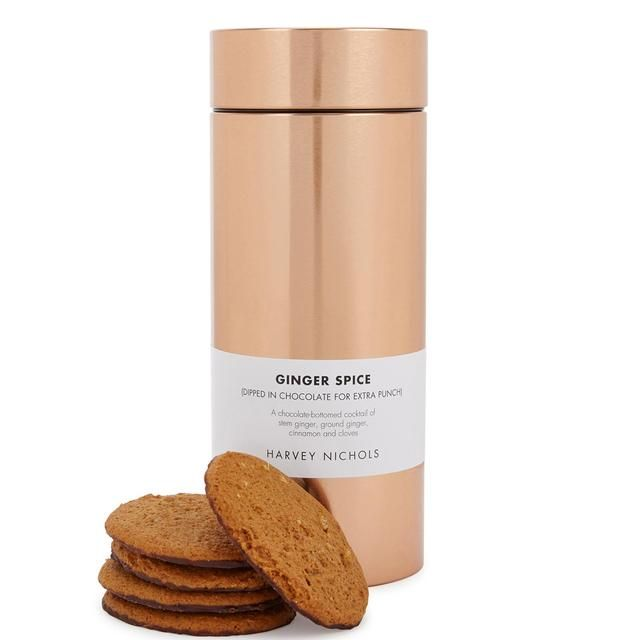 Harvey Nichols Ginger Spice Dipped in Chocolate Biscuits 225g