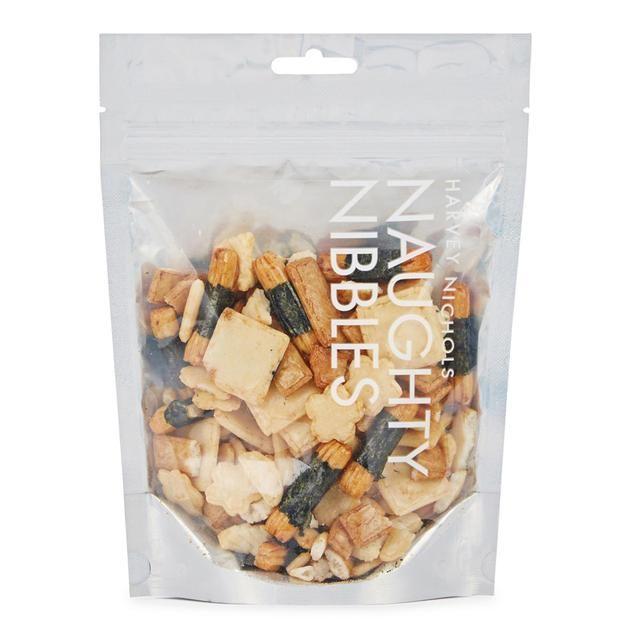 Harvey Nichols Japanese Rice Crackers & Norimaki 100g