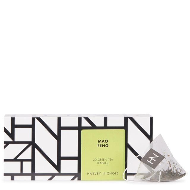 Harvey Nichols Mao Feng Green Tea Teabags 20 per pack