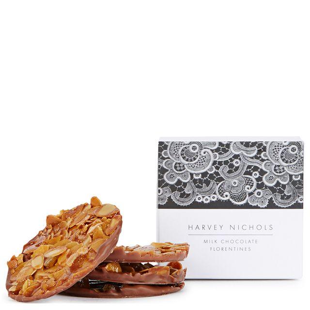 Harvey Nichols Milk Chocolate Florentines 195g