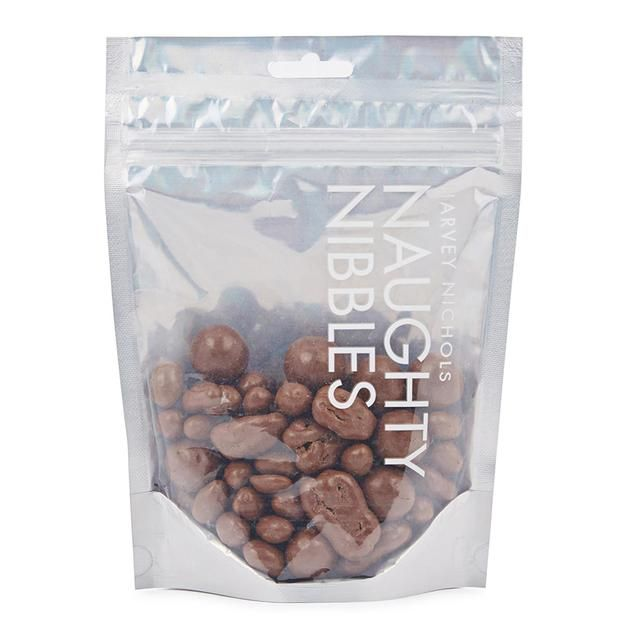 Harvey Nichols Milk Chocolate Nuts 200g