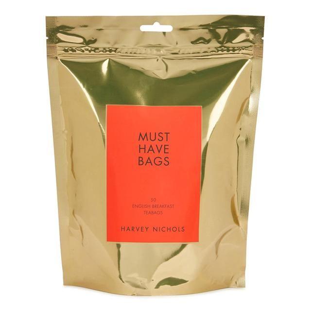 Harvey Nichols Must Have Bags English Breakfast Teabags 50 per pack