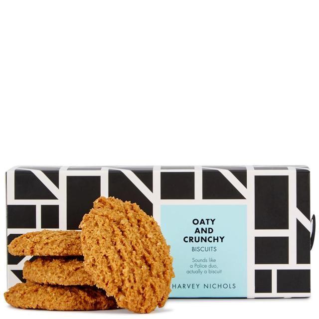 Harvey Nichols Oaty & Crunchy Biscuits 200g