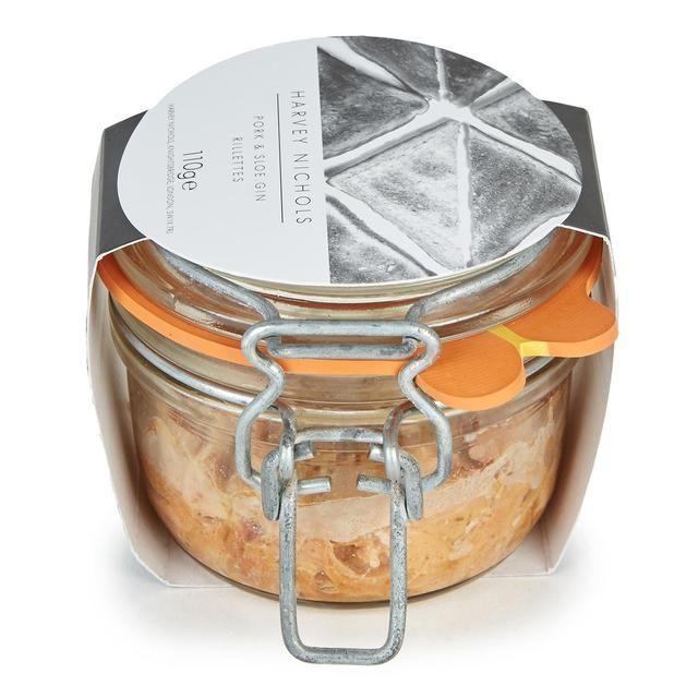 Harvey Nichols Pork & Sloe Gin Rillettes 110g