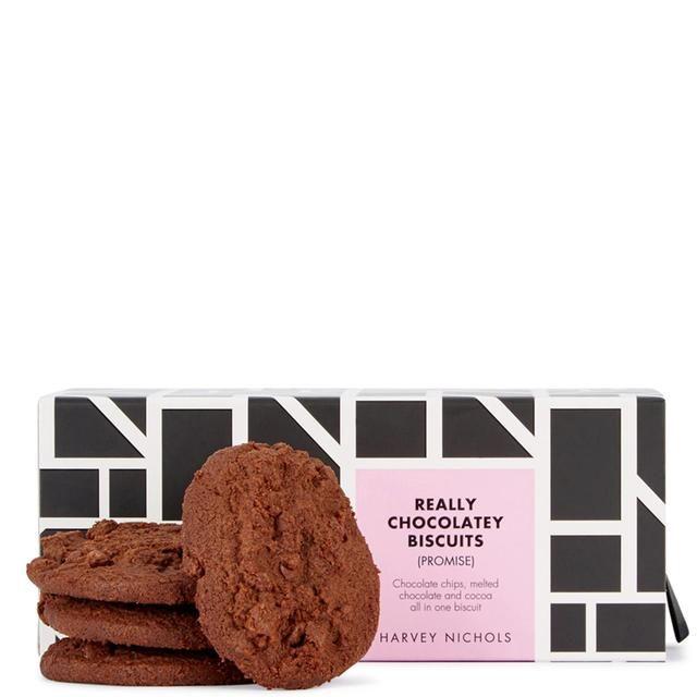 Harvey Nichols Really Chocolatey Biscuits 200g