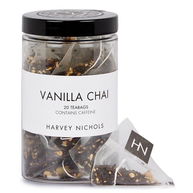 Harvey Nichols Vanilla Chai Teabags 20 per pack