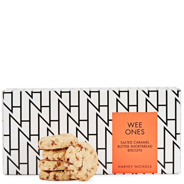 Harvey Nichols Wee Ones Salted Caramel Shortbread Minis 150g