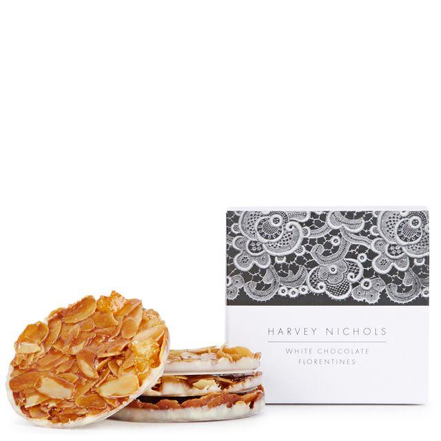 Harvey Nichols White Chocolate Florentines 195g