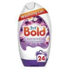 Bold Washing Gel Lavender & Camomile 24 Washes 888ml