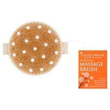 Calcot Manor Exfoliating Massage Brush