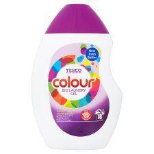 Tesco Laundry Gel Colour 540ml