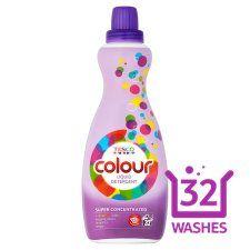 Tesco Super Concentrated Liquid Colour 960ml