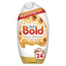 Bold2n1silk Flower & Gold Freesia 24 Washes 888ml