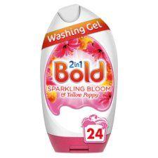 Bold 2 In 1 Bloom & Yellow Poppy 888ml