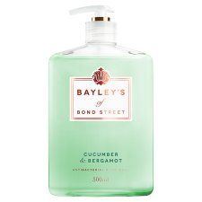 Bayley's of Bond Street Handwash Limited Edition 500ml