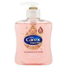 Carex Care+Plus Luxurious Hand Wash 250ml