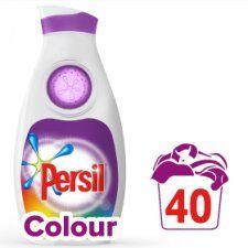Persil Colour Washing Liquid 40 Washes 1.4L