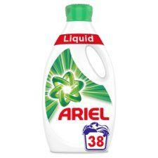 Ariel Regular Washing Liquid 1.33L 38 Washes