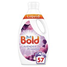 Bold 2 In1 Lavender and Chamomile Washing Liquid 57 Wash