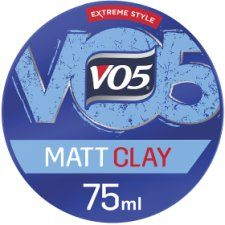 Vo5 Extreme Style Matte Clay 75ml