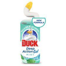 Duck Deep Action Toilet Gel Mint 750ml