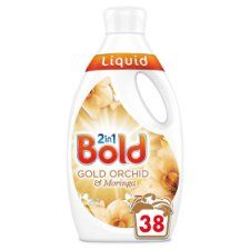 Bold 2 In 1gold Orchid and Moringa 38 Washes 1330ml